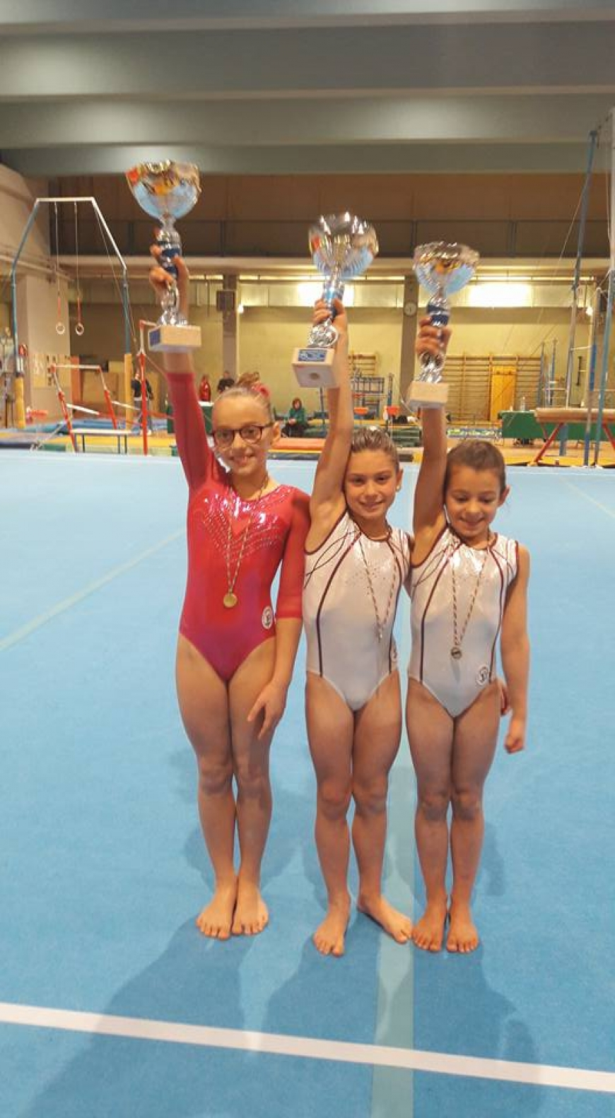 1^ Prova Regionale GOLD Allieve