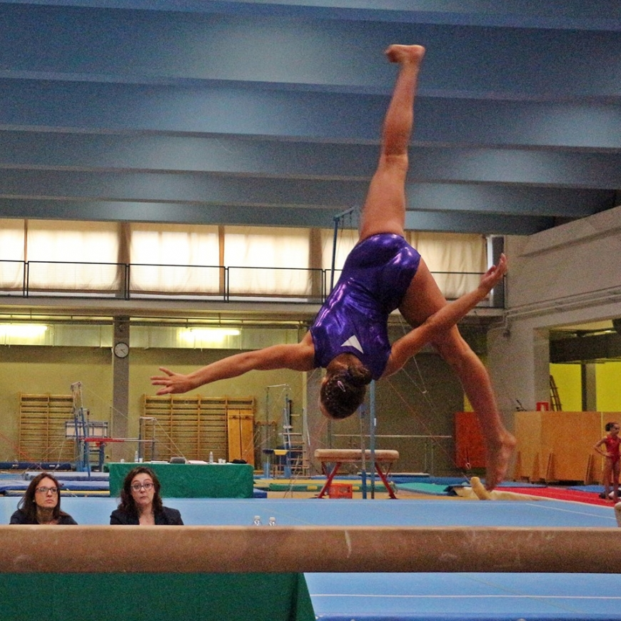 1^ Prova Regionale a squadre GOLD allieve