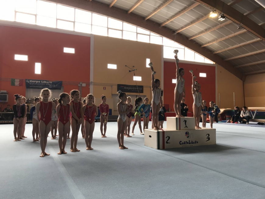 2^ Prova Regionale GOLD Allieve