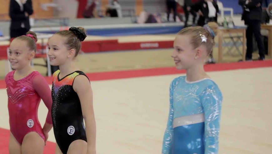 Zona Tecnica Campionato individuale GOLD Allieve 2
