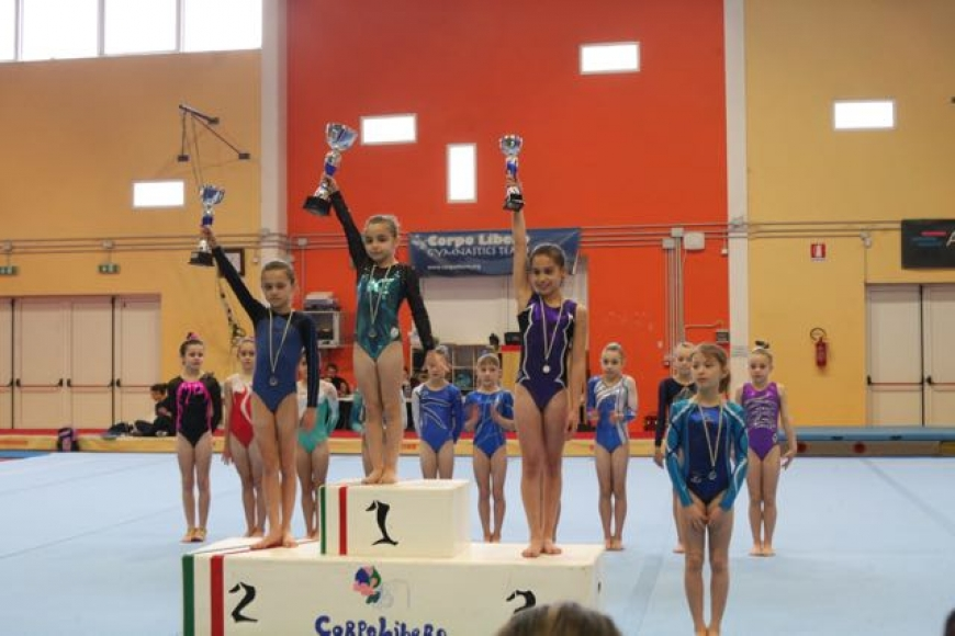 2^ Prova Regionale Campionato di Categoria Allieve