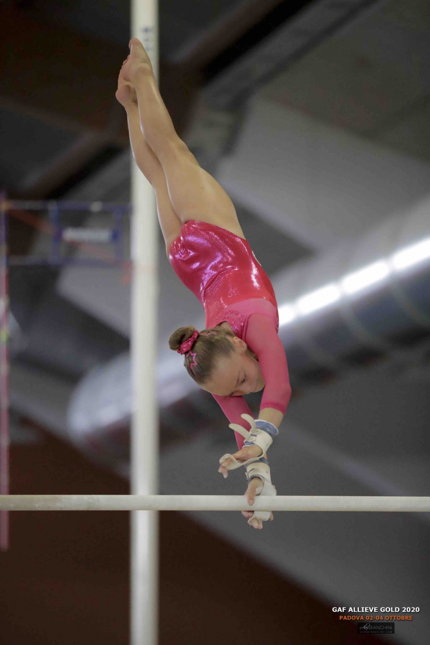 Nazionale Campionato individuale GOLD Allieve 2